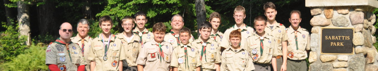 BSA TROOP 59 – LONG HILL TOWNSHIP, NJ