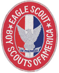 TROOP 59 WELCOMES NEW EAGLE SCOUT: TIM MARSHALl